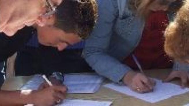 Firmas por Mari Luz