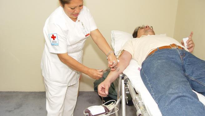Los donantes de sangre son muy importantes para la sanidad. ARCHIVO/20 MINUTOS