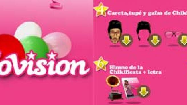 El Fiestón Eurovisión, lo último para apoyar a Chikilicuatre.