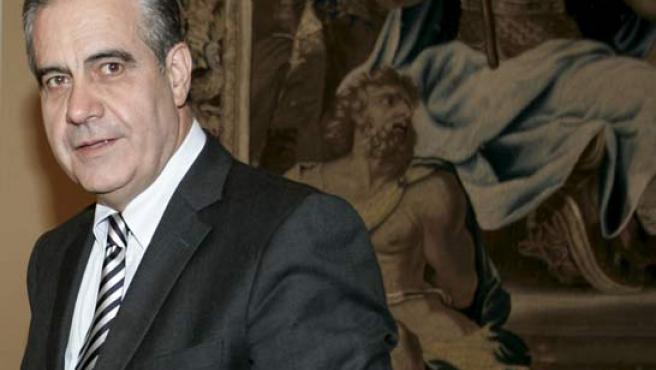 El ministro de Trabajo, Celestino Corbacho (EFE).