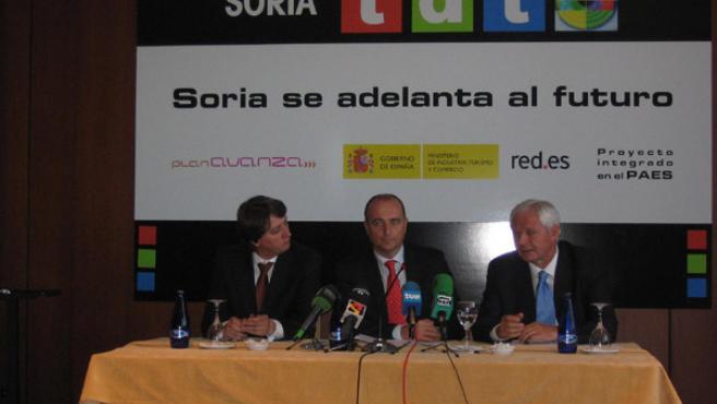 Anuncio de la fecha de desconexión analógica en Soria