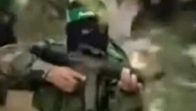 Imagen de un vídeo sobre entrenamientos de Al Qaeda