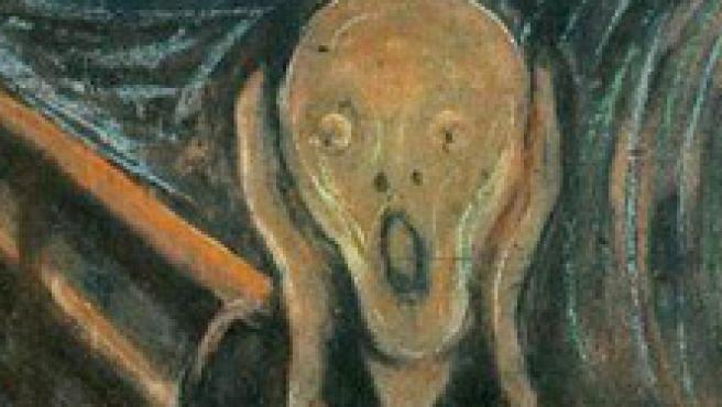 """El """"grito"""" de Munch."""