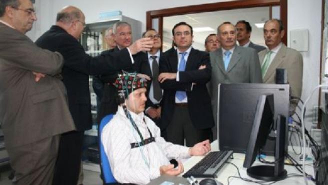 El Centro cuenta con el segundo Interface Cerebro Computadora de España.
