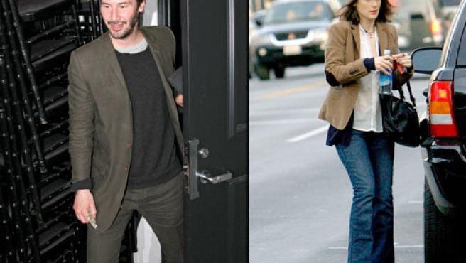 Keanu Reeves y Winona Ryder ©KORPA