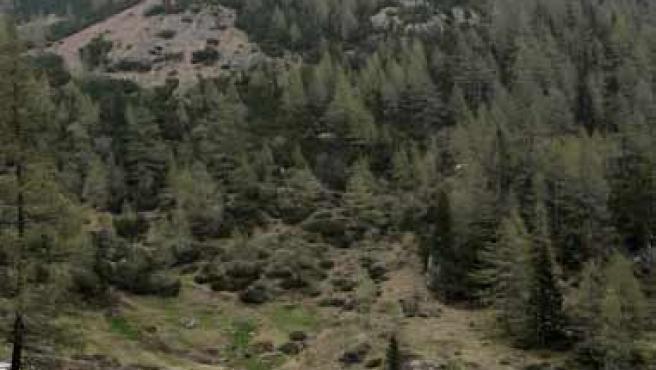 El Giro vivió este domigo su segunda ración de Alpes.