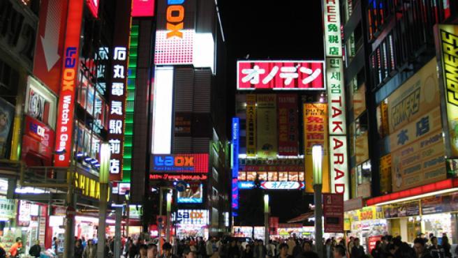 Akihabara.