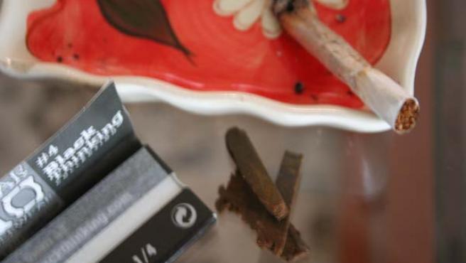La facilidad con que puede adquirirse hachís en Cádiz es directamente proporcional al volumen de los alijos en sus playas. M. V.