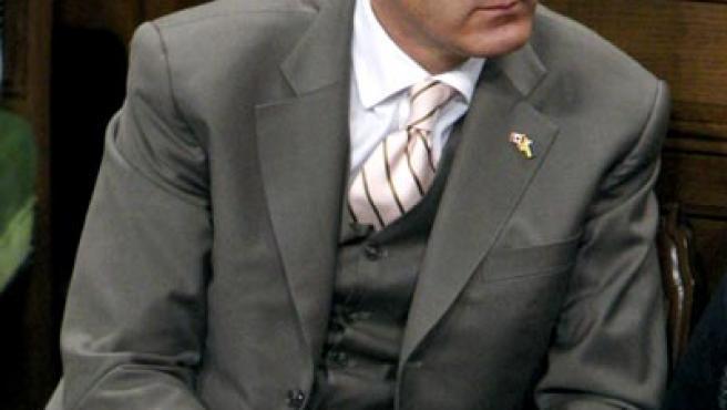 El ex ministro de Exteriores canadiense Maxime Bernier. (REUTERS)
