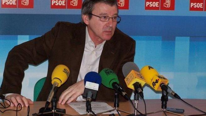 Alonso Díaz, secretario de Organización del PSOE-Melilla