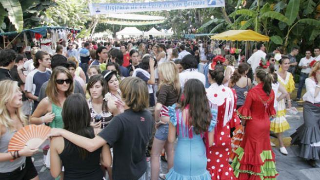 Vecinos y visitantes disfrutarán este año de laFeria de Día en el Parque La Represa en vez de la tradicional ubicación, la Alameda.