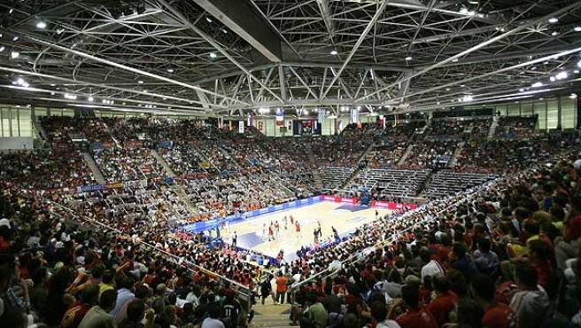 Pabellón Madrid Arena. (Archivo)