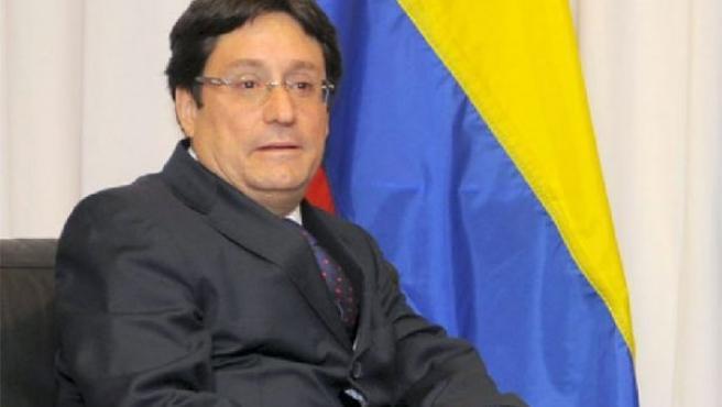 Francisco Santos, vicepresidente de Colombia. (ARCHIVO)