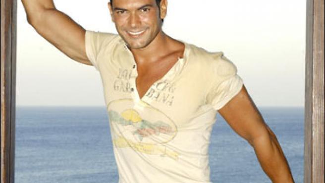 Míster España 2005, Borja Alonso, en una foto de archivo.
