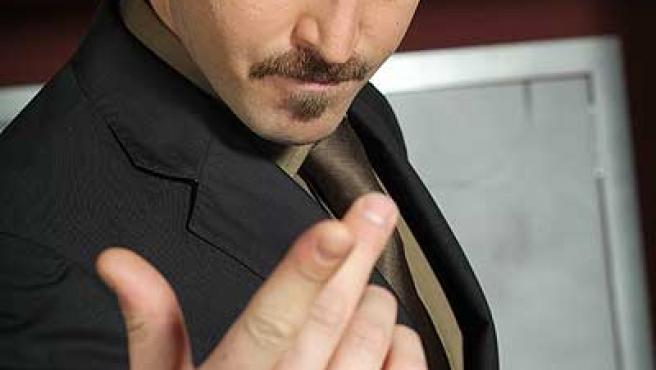 Fernando Gil es Charly en 'La Tira'.