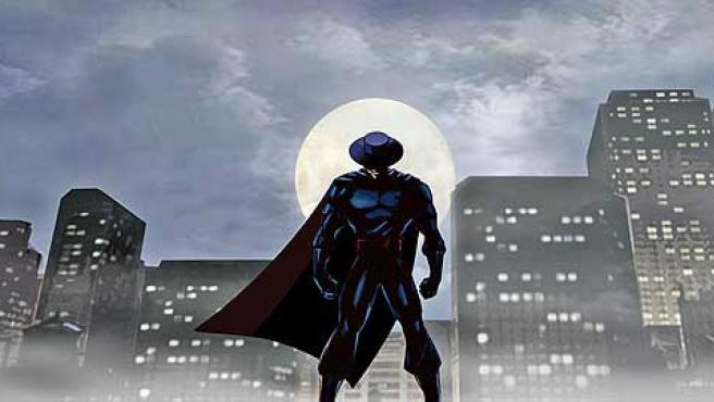 El nuevo héroe de 'Zorro: Generación Z'.