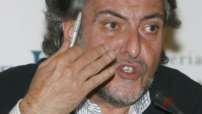 Pepu Hernández, en una foto de archivo.