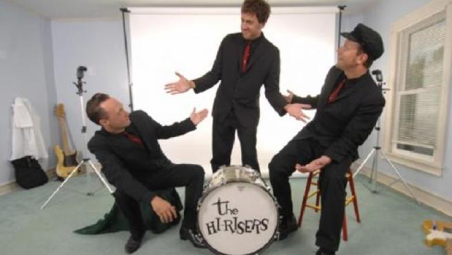 El grupo, en una imagen promocional