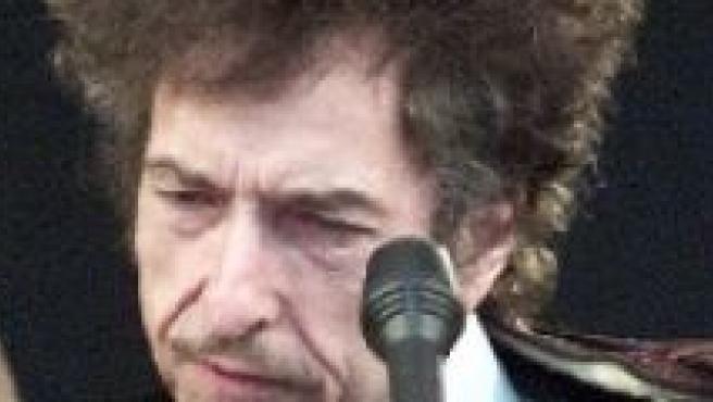 El legendario Bob Dylan, en una de sus actuaciones.