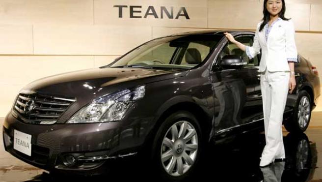 Presentación de un nuevo modelo de automóvil (AGENCIAS).