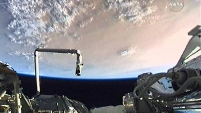 Imagen de la tierra tomada por la NASA. (ARCHIVO)