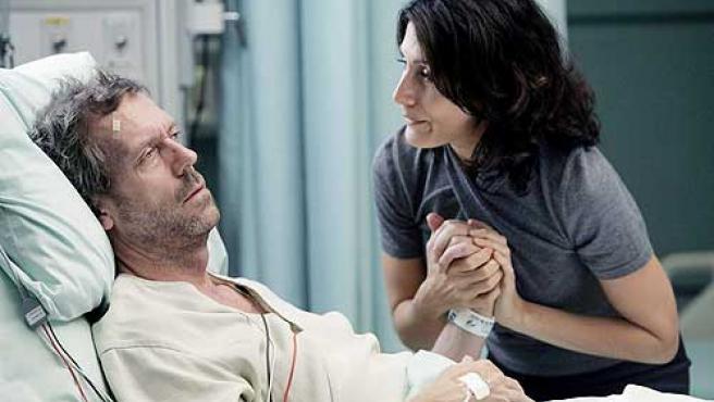 Una escena del último capítulo de la temporada de 'House'.