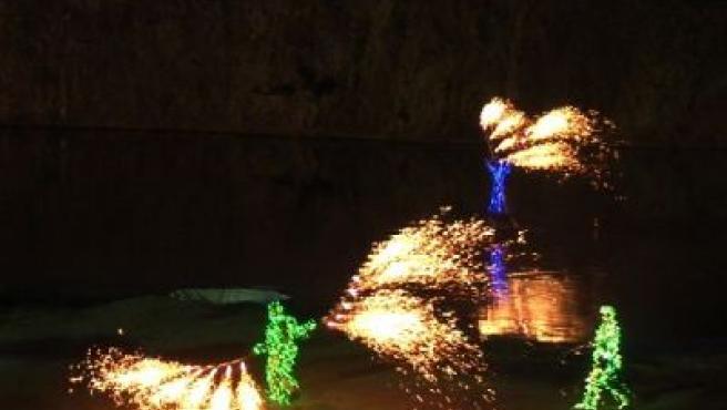 Los fuegos artificiales serán los protagonistas de la inauguración.