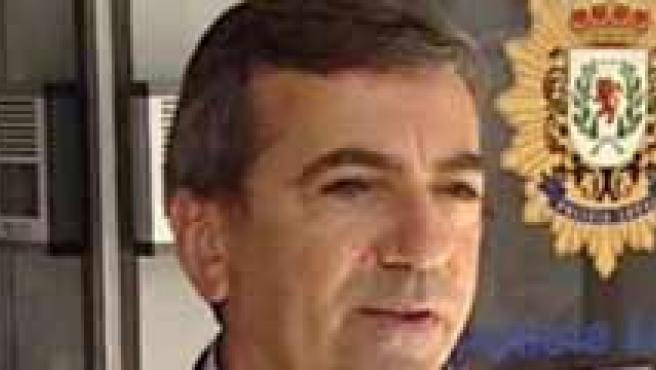 Ángel Viveros, alcalde de Coslada (izda.), y Raúl López, líder del PP (dcha.).
