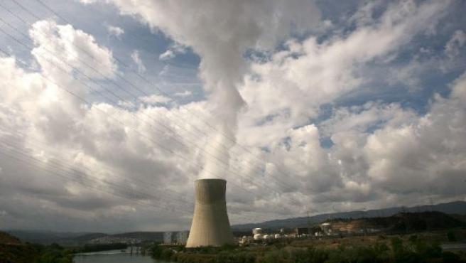 En la imagen, la central nuclear de Ascó. (JAUME SELLART/EFE)