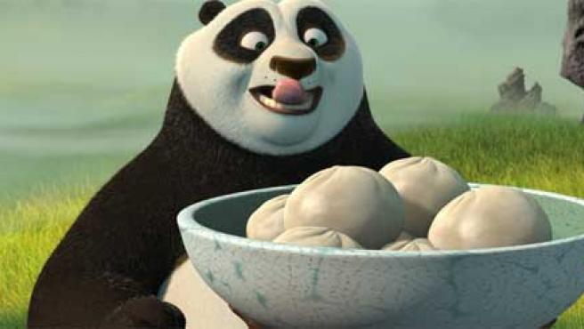 Imagen de 'Kung Fu Panda'.