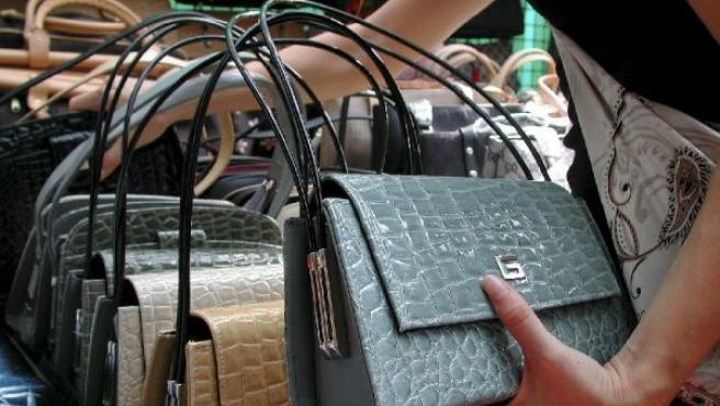 Falsificaciones de bolsos(ARCHIVO)
