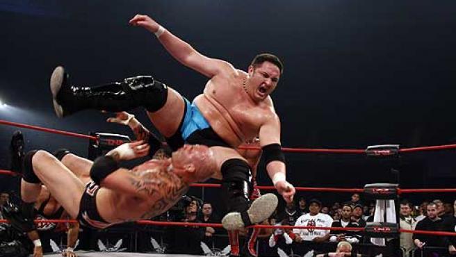 El 'TNA Wrestling' llega a Antena 3.