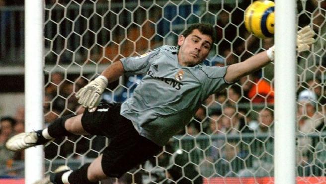 Iker Casillas es el futbolista con más pequeños seguidores.