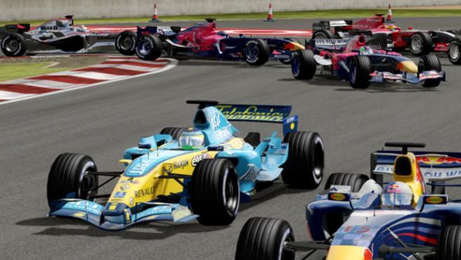 Los juegos de Fórmula 1 contarán con un nuevo aliciente gracias al sistema de iOpener Media.
