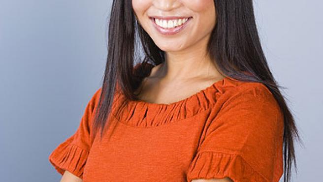 La reportera Usun Yoon en una imagen promocional.