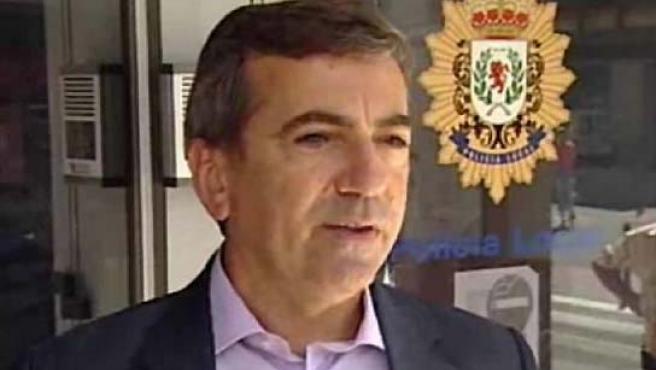 El ex jefe de la Policía local de Coslada, Ginés Jiménez Buendía. (ARCHIVO).