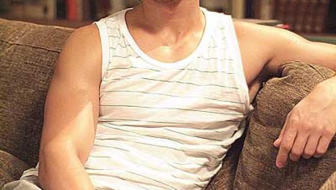 Michel Gurfi es Gael en 'Los Serrano'.