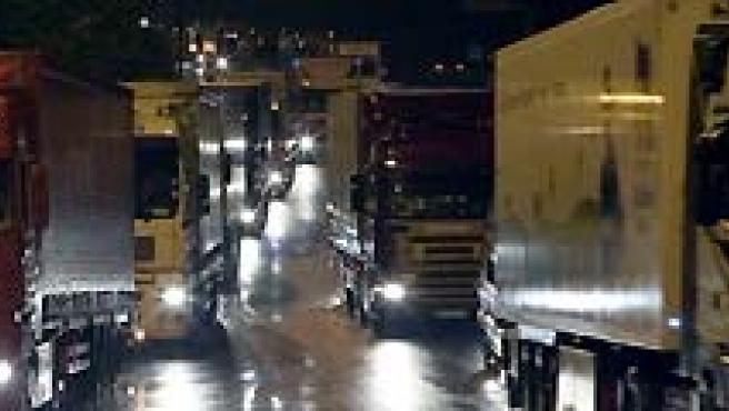 El Gobierno da por cerrada la negociación con los transportistas. (AGENCIAS).