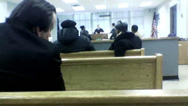 Imagen de archivo de un juicio en EE UU.
