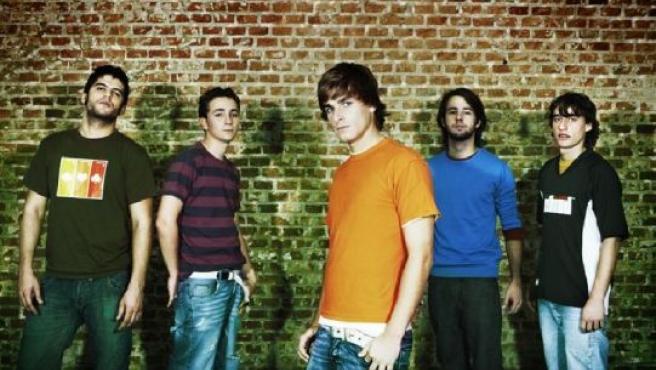La banda se ha hecho famosa desde su dúo con La quinta estación.