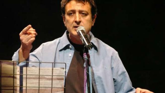 El cantante Manolo García (ARCHIVO)