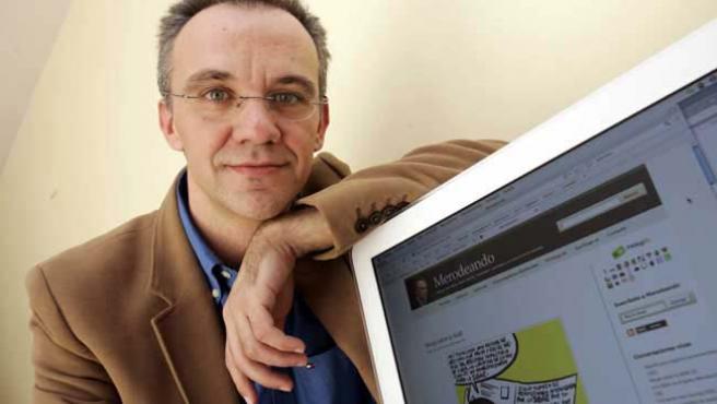 El autor de Merodeando.