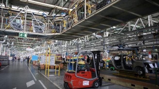 La factoría de carrocería y montaje de Renault está parada.