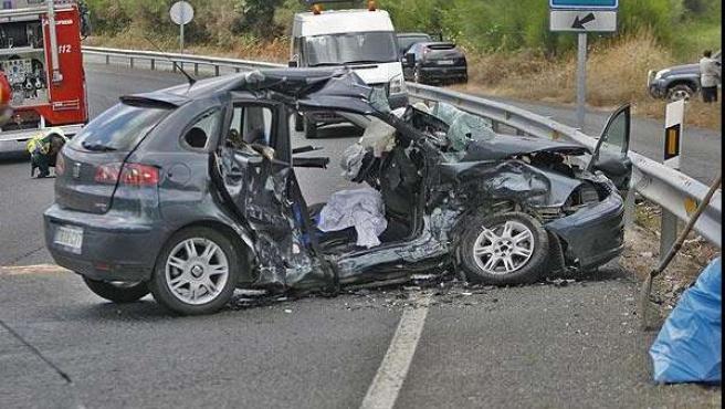 El viernes se contabilizaron tres accidentes en los que fallecieron tres personas. ARCHIVO/20MINUTOS