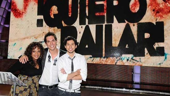 Josep Lobató presentará '¡Quiero bailar!', junto a Nick Florez y María Torres.