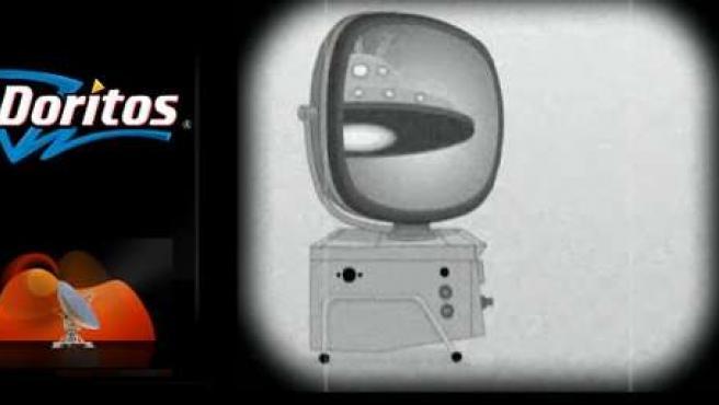 El proyecto de la famosa compañía se ha denominado 'Radio Doritos'. 20MINUTOS.ES