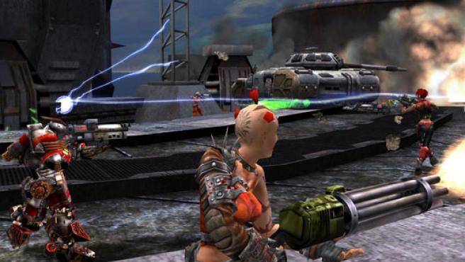 Unreal Tournament 2004.