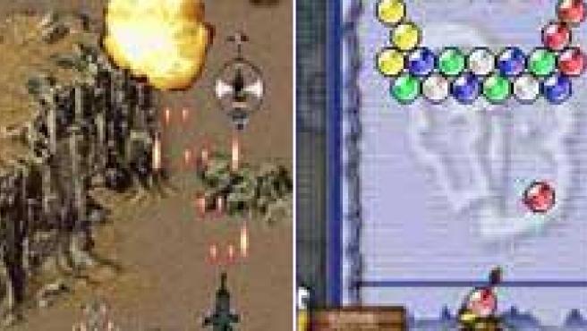 Algunos de los juegos para móvil mejor valorados.