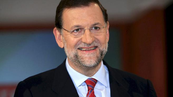 El presidente del Partido Popular, Mariano Rajoy. (EFE/ZIPI)