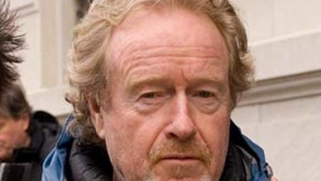 Ridley Scott cuenta al menos con 5 películas para dirigir.